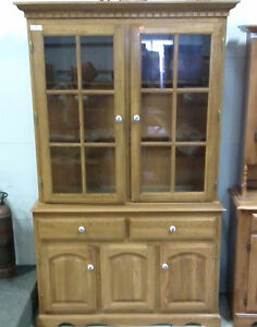 Display Cabinet, Settee, Trunks, Bench, Tables, Chairs