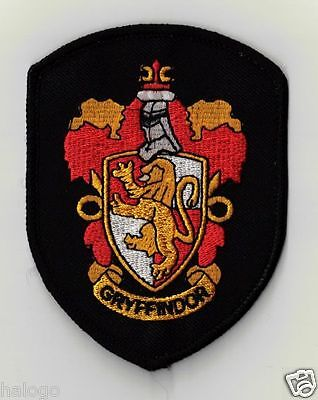 HARRY POTTER GRYFFINDOR PATCH - HP002