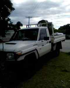 2008 Toyota LandCruiser Ute **12 MONTH WARRANTY** West Perth Perth City Area Preview