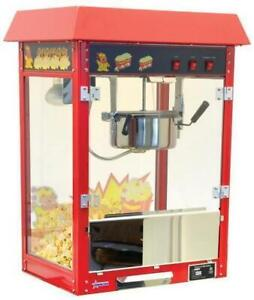 Commercial Popcorn Machine  - Popcorn Popper