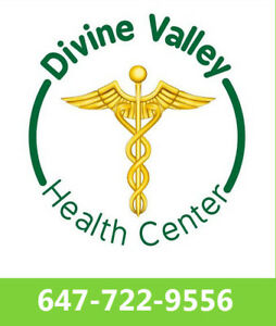 Divine Valley Health Center Eglinton  and Dixie