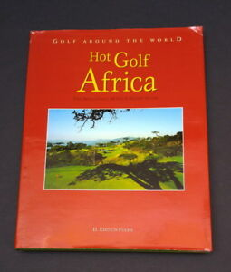 New Hot Golf Africa coffee table book
