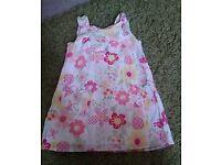 Girls Summer Dress aged 2-3yrs