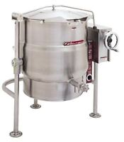 SOUTHBEND --- MARMITE A VAPEUR 20 A 100 GALLONS STEAM KETTLE