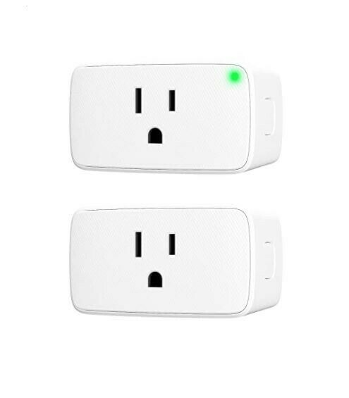 VOCOlinc Smart Plug Alexa Google Home Amazon 2 Pack