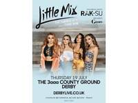 6 little mix tickets