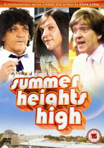 Summer Heights High DVD (2008) Chris Lilley