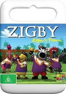 Zigby: Zigby's Team  DVD R4