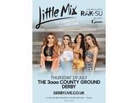 6 little mix tickets