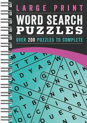 Word Search Book (Word Search Puzzles : Over 200 Puzzles to Complete, Paperback by Parragon)