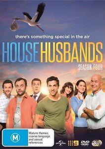 House Husbands : SEASON 4 : NEW DVD