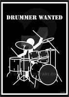 Drummer wanted for Rock band