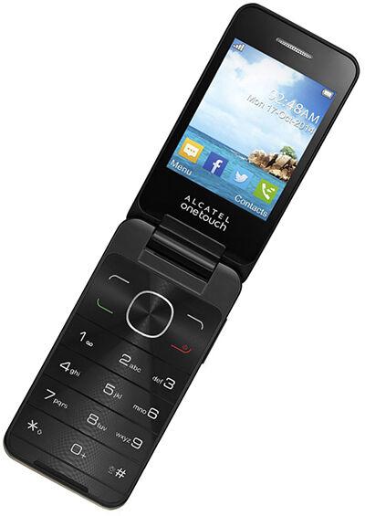 Top 5 Flip Phones   eB... Alcatel One Touch Flip Phone