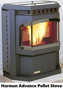 Harman Pellet Stoves - Seven Models