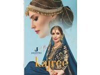 JAICHITRA KAJREE WHOLESALE INDIAN ETHNIC LADIES SAREE