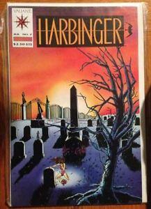 HARBINGER V1 comics lot of 18 $75, OBO