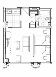 Subletting 1 FEMALE bedroom @ heart of downtown