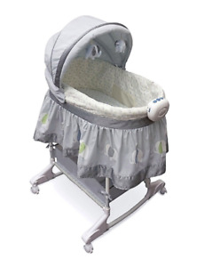 Bily 2-in-1 Bassinet - Elephant Parade BNIB obo