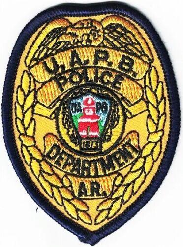 U.A.P.B. Police Department Arkansas AR Patch