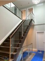 Specialized Glass Railing Solutions