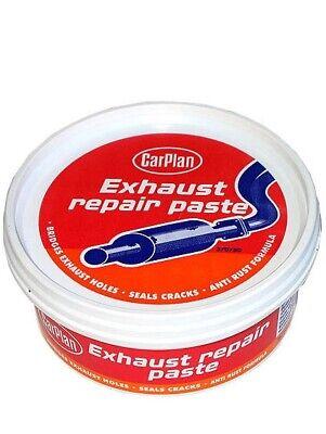 Carplan MEP251 Exhaust Repair Paste Putty Seals Cracks Anti-Rust Assembly 250g