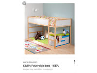 IKEA Kura bed wanted