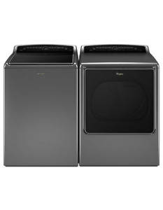 Whirlpool Cabrio HE Digital Washer and Dryer for sale