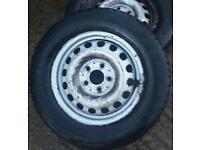 Mercedes Vito tyres