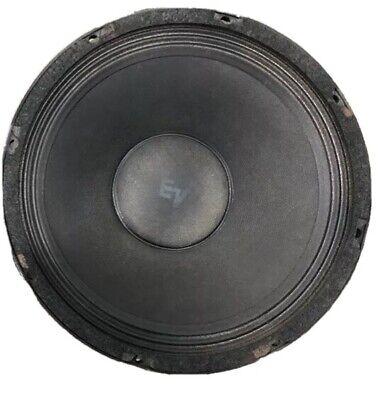 "Eminence Kappa-12a 12/"" Pro Loudspkr; 900w Max; 8 Ohms W//aluminum Voice Coil"