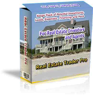 Real Estate Trader Pro For Agents And Investors