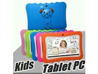 "Latest 7"" Android KIDS Tablet PC, QUAD CORE, BLUETOOTH, LAPTOP IPAD EPAD"