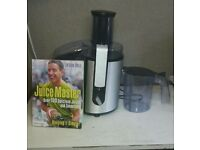 Philips Juicer- good condition