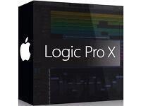 LOGIC PRO X FOR WINDOWS & MAC 2016
