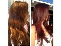 Summer Promotion! Hairdresser , Hair Extension Specialist .. !!