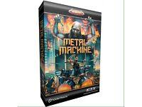 Toontrack Metal Machine EZX GENUINE Software