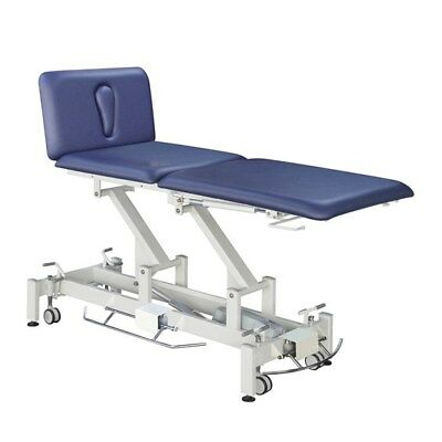 Elgin EFA 3-Section Electric Hi-Lo PT Table - Blue