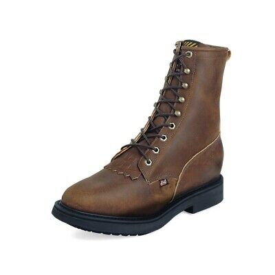 13D Steel Toe - Justin Original Workboots 764 8