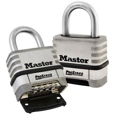 Master Lock 1174 Combination Padlock is part of Pro Series Resettable Padlock