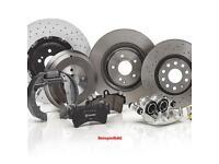 Audi Skoda Bremsscheiben VW NK Bremsenset Hinten Bremsbeläge Seat