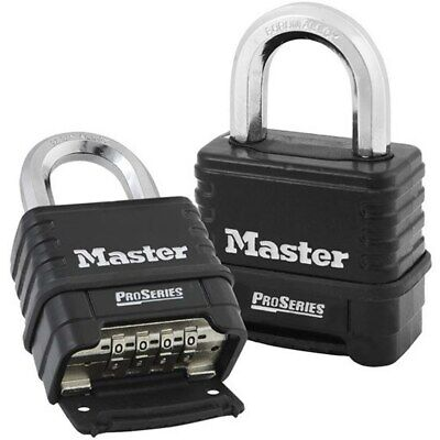 Master Lock 1178 Combination Padlock Is Part Of Pro Series Resettable Padlock