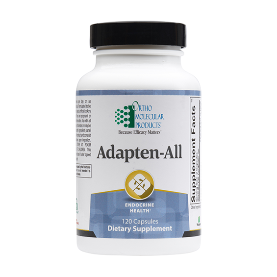 Ortho Molecular - Adapten-All - 120 count