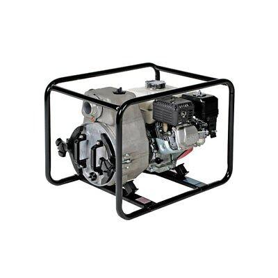 New Tsurumi - Ept3-50ha - 2 Trash Pump W Honda Gx160 Gas Engine