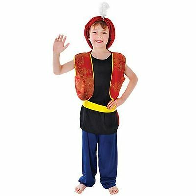 ARABIAN BOY PRINCE ALADDIN ALI BABA FANCY DRESS COSTUME](Prince Ali Costume)
