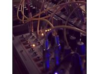 Hexinverter Mutant Machine Eurorack - swap SSF Entity Percussion