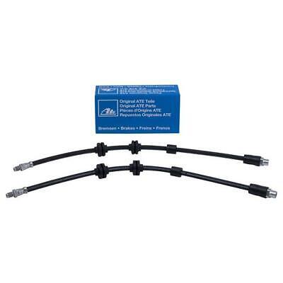 2x Bremsschlauch Set VORNE für BMW 1 E81 E87 E82 E88 3 E90 E91 E92 E93 Z4