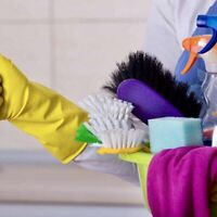 Professional house cleaning, 587-377-0114, $25/h.