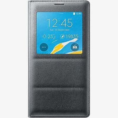 Samsung S-View Flip Cover for Samsung Galaxy Note 4 - Charcoal comprar usado  Enviando para Brazil