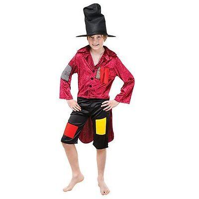 ARTFUL DODGER URCHIN VICTORIAN BOY FANCY DRESS (Artful Dodger Fancy Dress Kostüm)