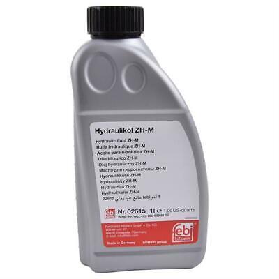 [1l=13.37€] FEBI BILSTEIN 02615 Hydrauliköl 1 Liter für MERCEDES-BENZ