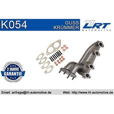 LRT K054 Abgaskrümmer inclusive Anbauteile AUDI